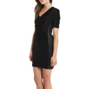 Rag & Bone Leather Vanhi Dress